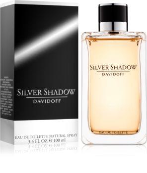 Davidoff Silver Shadow toaletní voda pro muže 100 ml