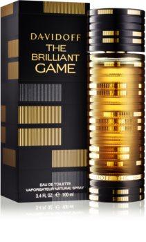 Davidoff The Brilliant Game Eau de Toilette für Herren 100 ml