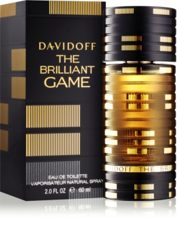 Davidoff The Brilliant Game eau de toilette pentru barbati 60 ml
