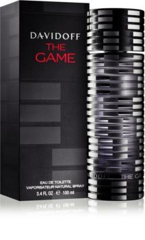 Davidoff The Game Eau de Toilette Herren 100 ml