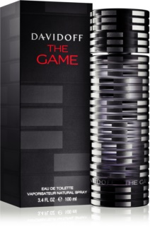 Davidoff The Game toaletna voda za muškarce 100 ml
