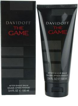 Davidoff The Game balzám po holení pro muže 100 ml