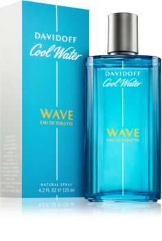 Davidoff Cool Water Wave Eau de Toilette for Men 125 ml