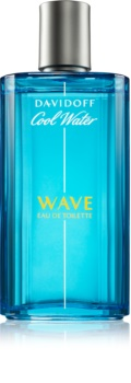 Davidoff Cool Water Wave toaletna voda za moške 125 ml