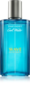 Davidoff Cool Water Wave toaletna voda za moške 75 ml
