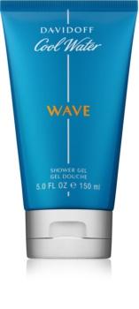 Davidoff Cool Water Wave sprchový gel pro muže 150 ml