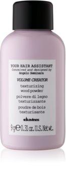 Davines Your Hair Assistant Blowdry Primer matujúci objemový púder