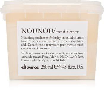 Davines NouNou condicionador para cabelos secos e frágeis