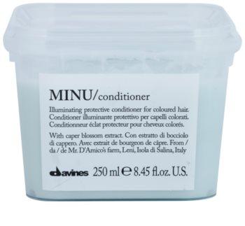 Davines Minu Caper Blossom ochranný kondicionér pre farbené vlasy