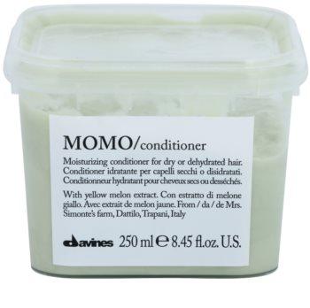 Davines Momo Yellow Melon vlažilni balzam za suhe lase