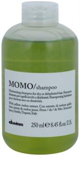 Davines Momo Yellow Melon Hydraterende Shampoo  voor Droog Haar