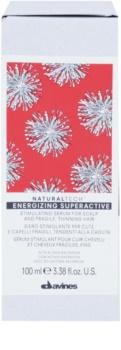 Davines Naturaltech Energizing sérum stimulujúci rast vlasov