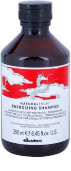 Davines Naturaltech Energizing шампунь для стимулювання росту волосся