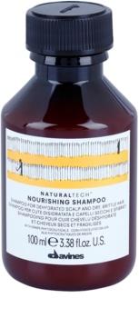 Davines Naturaltech Nourishing šampon za dehidrirano lasišče in suhe krhke lase