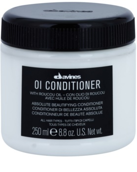 Davines OI Roucou Oil balzam za vse tipe las
