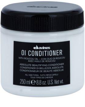 Davines OI Roucou Oil Conditioner voor Alle Haar Typen