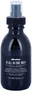 Davines OI Roucou Oil Multifunctionele Melk  voor het Haar