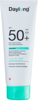 Daylong Sensitive zaščitna gelasta krema za občutljivo kožo