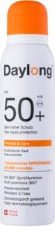 Daylong Protect & Care прозорий спрей для засмаги SPF 50+