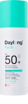 Daylong Sensitive тонуючий флюїд для засмаги SPF 50+