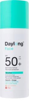 Daylong Sensitive tonirani fluid za sončenje SPF 50+