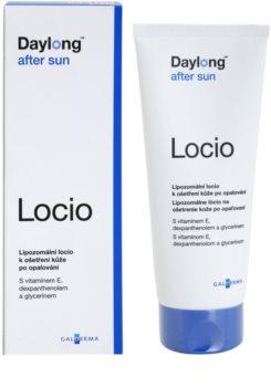Daylong After Sun lipozomálne upokojujúce mlieko po opaľovaní s chladivým účinkom