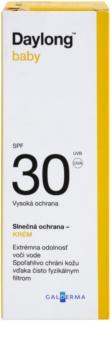Daylong Baby mineralna zaščitna krema za občutljivo kožo SPF 30