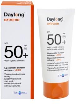 Daylong Extreme loção protetora lipossomal SPF 50+