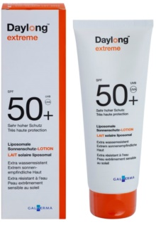 Daylong Extreme liposomale schützende Milch SPF 50+