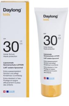 Daylong Kids lipozomálne ochranné mlieko SPF 30