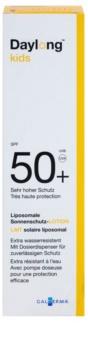 Daylong Kids liposzómás védő krém SPF50+