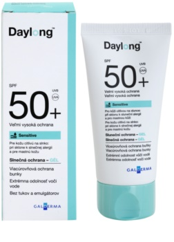 Daylong Sensitive Protective Gel for Sensitive Oily Skin SPF 50+