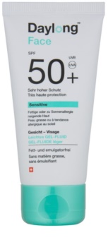 Daylong Sensitive gel-fluide protecteur pour peaux grasses et sensibles SPF 50+