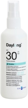 Daylong Sensitive gel spray protettivo per pelli grasse e sensibili SPF 30