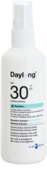 Daylong Sensitive zaščitni gel-pršilo za mastno občutljivo kožo SPF 30