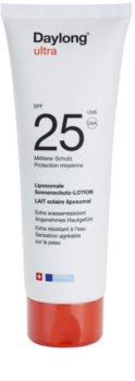 Daylong Ultra lipozomálne ochranné mlieko SPF 25