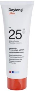 Daylong Ultra lipozomální ochranné mléko SPF 25