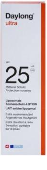 Daylong Ultra lait protecteur aux liposomes SPF 25