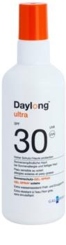 Daylong Ultra Protective Spray-On Gel for Sensitive Oily Skin SPF 30