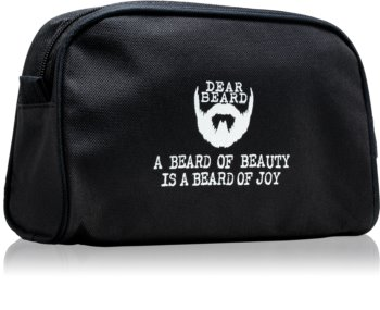 Dear Beard Accessories kozmetična torbica