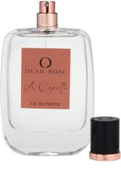 Dear Rose A Capella Eau de Parfum voor Vrouwen  100 ml