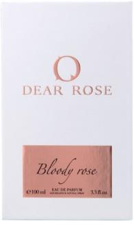 Dear Rose Bloody Rose eau de parfum pentru femei 100 ml