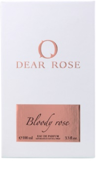 Dear Rose Bloody Rose eau de parfum per donna 100 ml