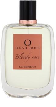 Dear Rose Bloody Rose Eau de Parfum voor Vrouwen  100 ml