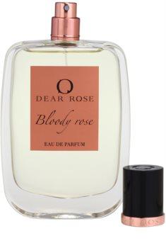 Dear Rose Bloody Rose parfémovaná voda pro ženy 100 ml