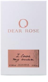 Dear Rose I Love My Man parfémovaná voda pro ženy 100 ml