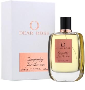 Dear Rose Sympathy for the Sun parfémovaná voda pro ženy 100 ml