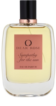 Dear Rose Sympathy for the Sun eau de parfum per donna 100 ml