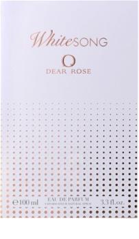 Dear Rose White Song eau de parfum pour femme 100 ml