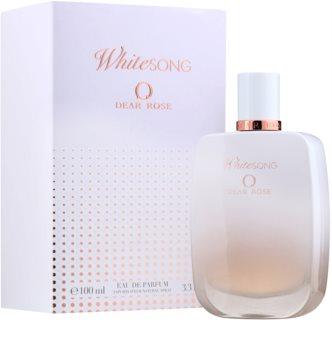 Dear Rose White Song eau de parfum nőknek 100 ml